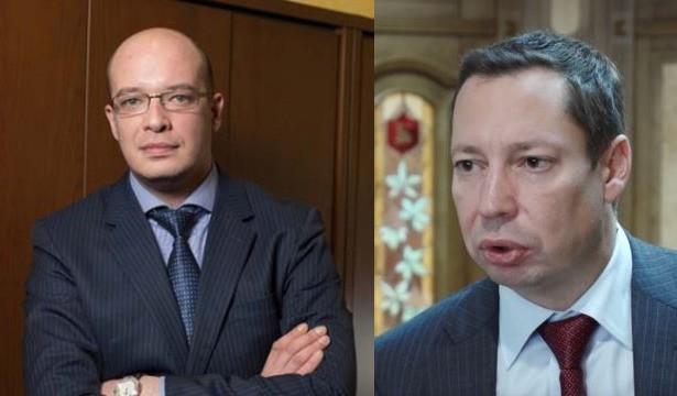 Кирилл Шевченко и Александр Дубровин