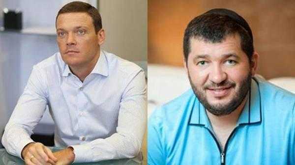 Борис Кауфман и Александр Грановский