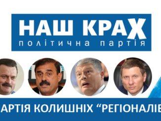 """Бондаренко: """"партія """"Наш Край"""" це проект-сателіт ОПЗЖ"""""""