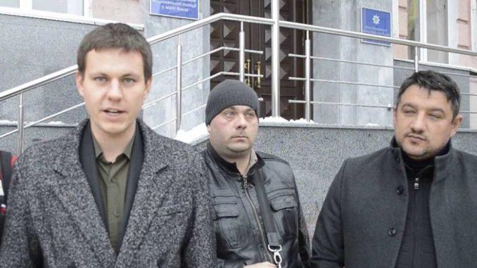 Петро Кузик - Володимир Назаренко