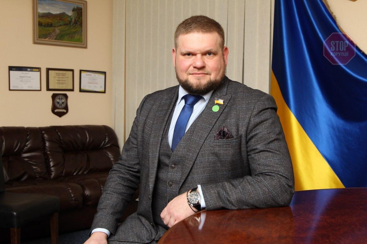 Андрій Клочко Фото з відкритих джерел