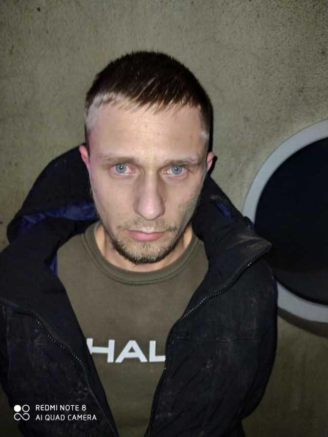Київський поліцейський Ростіслав Чернобровий