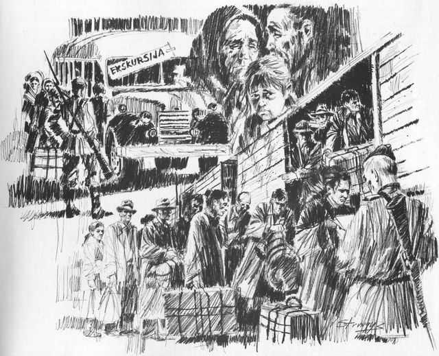 «Черный июнь» - исполняется 80 лет с массовых убийств и ссылок литовского населения
